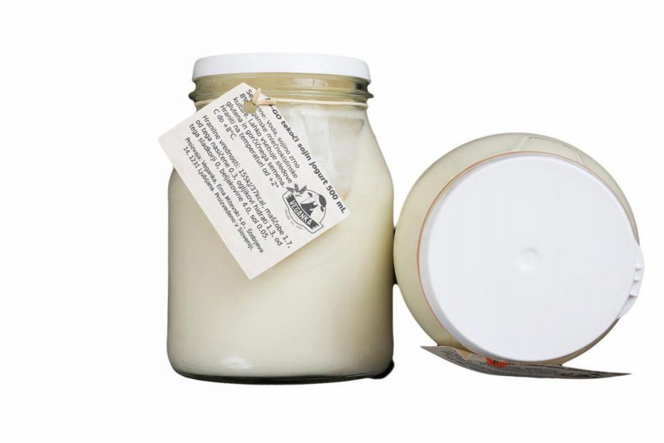 Jo-Go, sojin jogurt