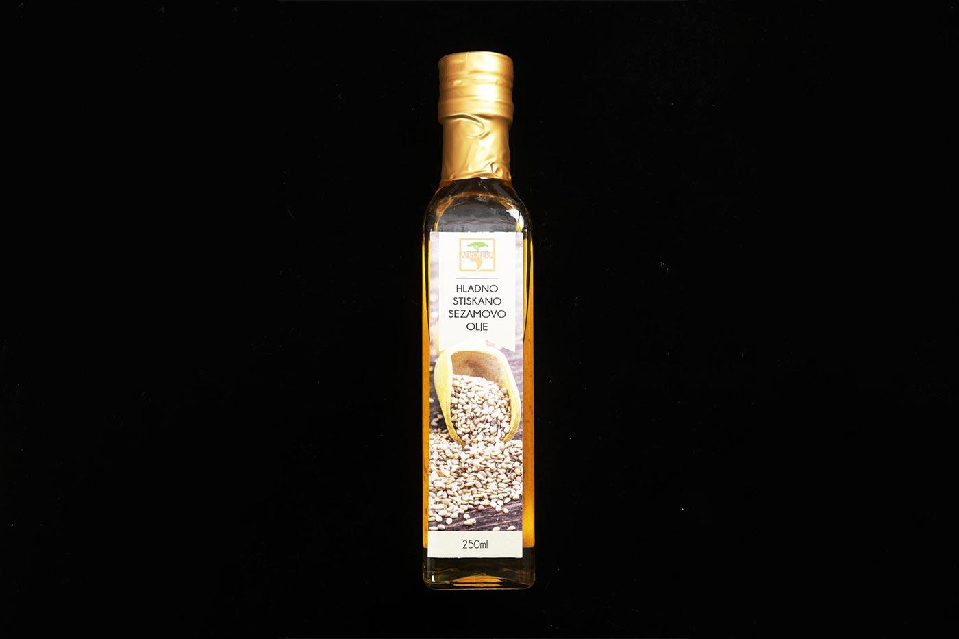 Sezamovo olje