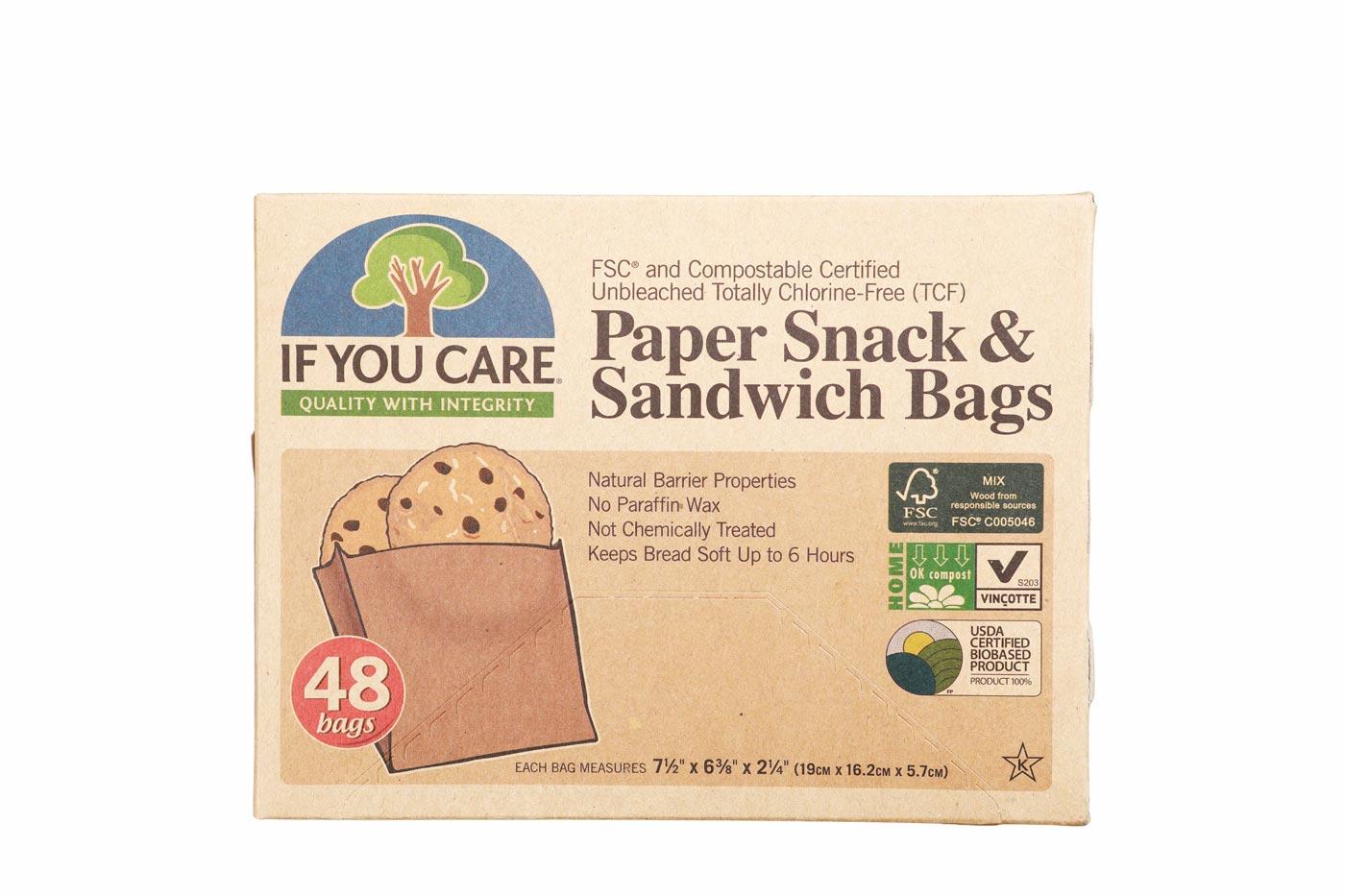 Vrečke za sendviče