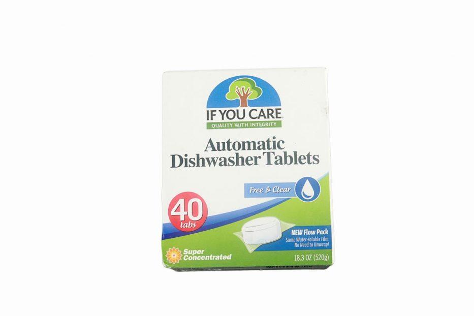 Tablete za pomivalni stroj
